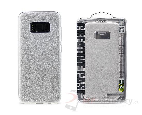 Remax elite pro Samsung Galaxy S8 plus Silver