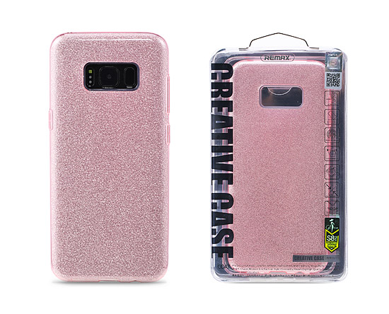 Remax elite pro Samsung Galaxy S8 plus Pink