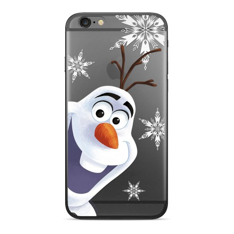 Tpu pouzdro Disney iPhone 5/5S/SE Olaf