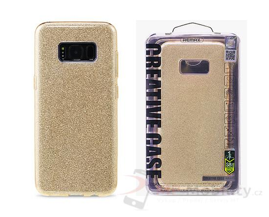 Remax elite pro Samsung Galaxy S8 Gold