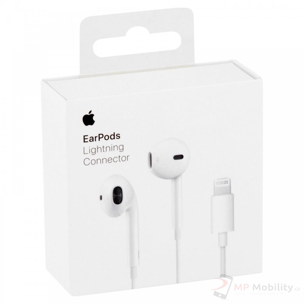 SLUCHÁTKA APPLE EARPODS S KONEKTOREM LIGHTNING