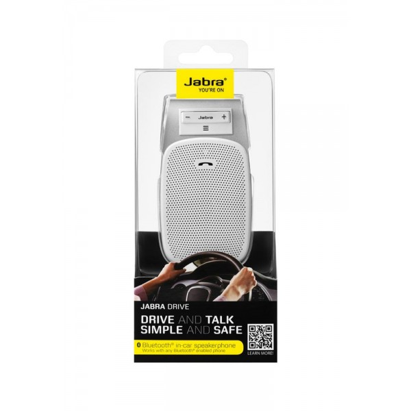 Jabra Drive Bluetooth HF White