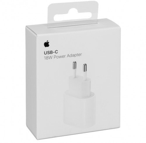 Apple 18W USB- C Power Adapter