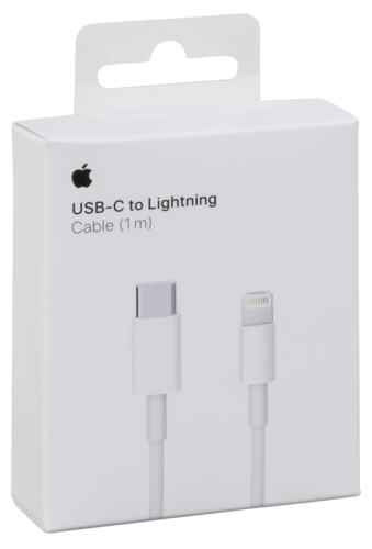 Apple Lightning to USB-C Cable 1m